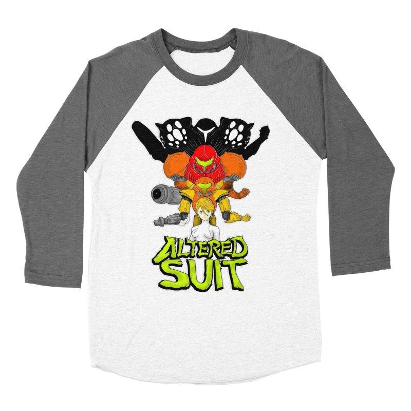 Altered Suit Men's Longsleeve T-Shirt by UNDEAD MISTER
