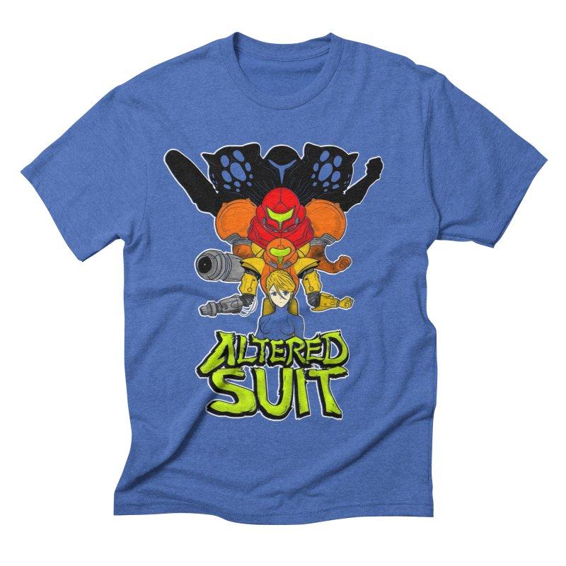 Altered Suit Men's T-Shirt by UNDEAD MISTER