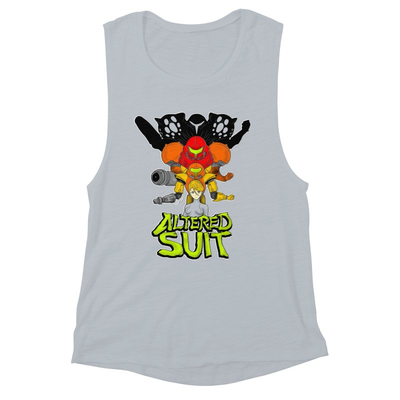Altered Suit Women's Muscle Tank by UNDEAD MISTER