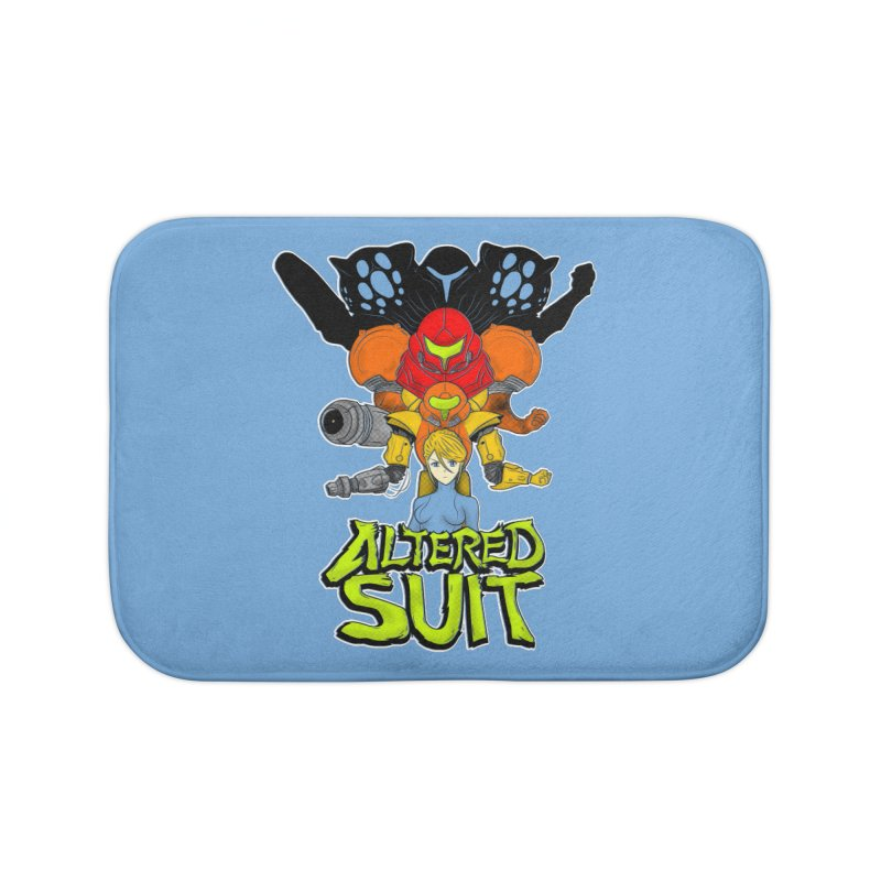 Altered Suit Home Bath Mat by UNDEAD MISTER