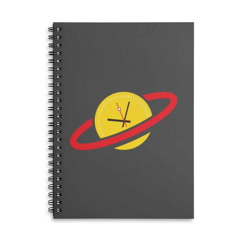 Saturn Bois Watch Group Accessories Notebook by Smashing Toledo