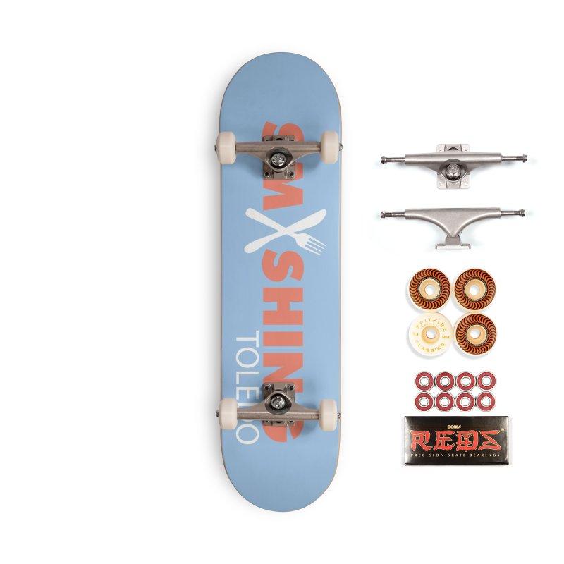 Smashing Toledo Accessories Skateboard by Smashing Toledo
