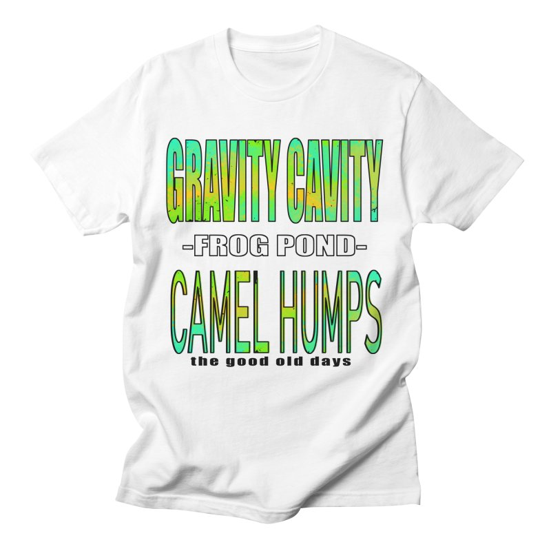 Gravity Frog Camel Men's T-Shirt by MXRacing.com Swag