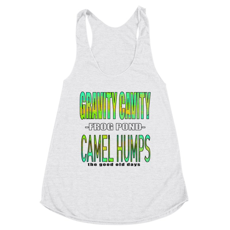 Gravity Frog Camel Women's Tank by MXRacing.com Swag