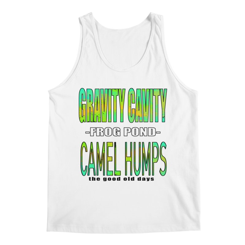 Gravity Frog Camel Men's Tank by MXRacing.com Swag