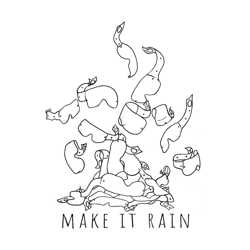 Make it Rain Men's Tank by MXRacing.com Swag