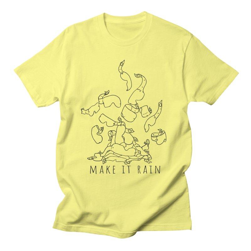 Make it Rain Women's T-Shirt by MXRacing.com Swag