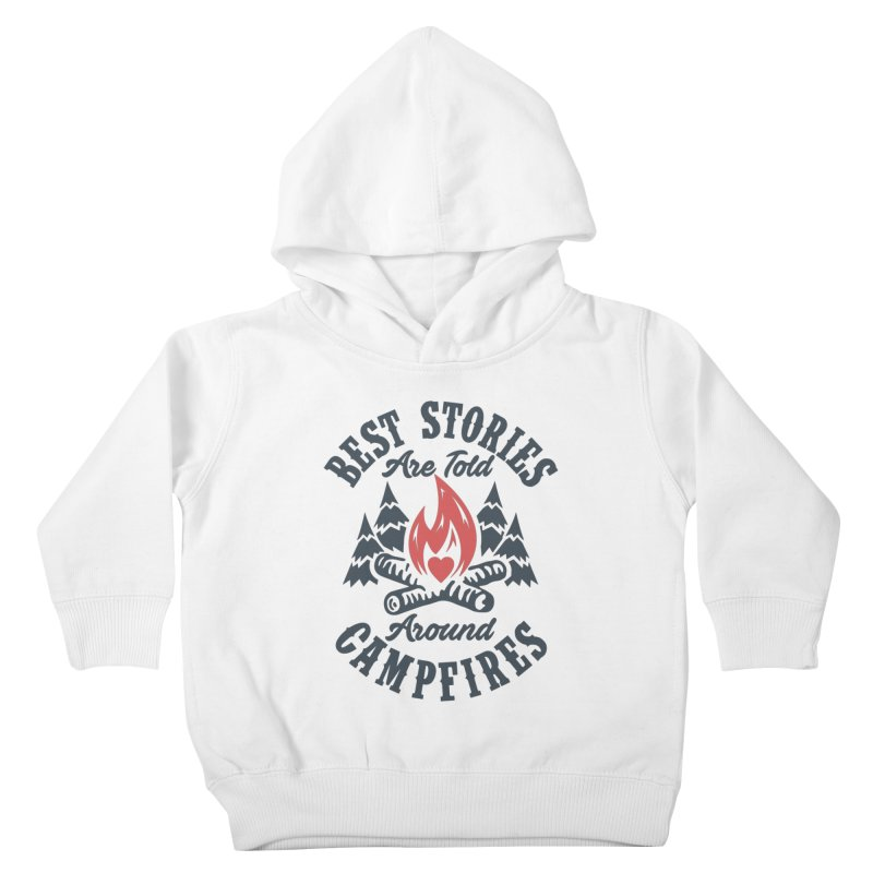 Campfire Stories Kids  by MackStudios's Artist Shop