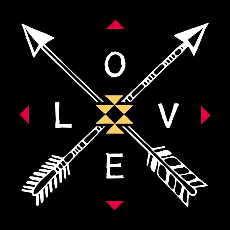 Native Love Men's T-shirt by MackStudios's Artist Shop