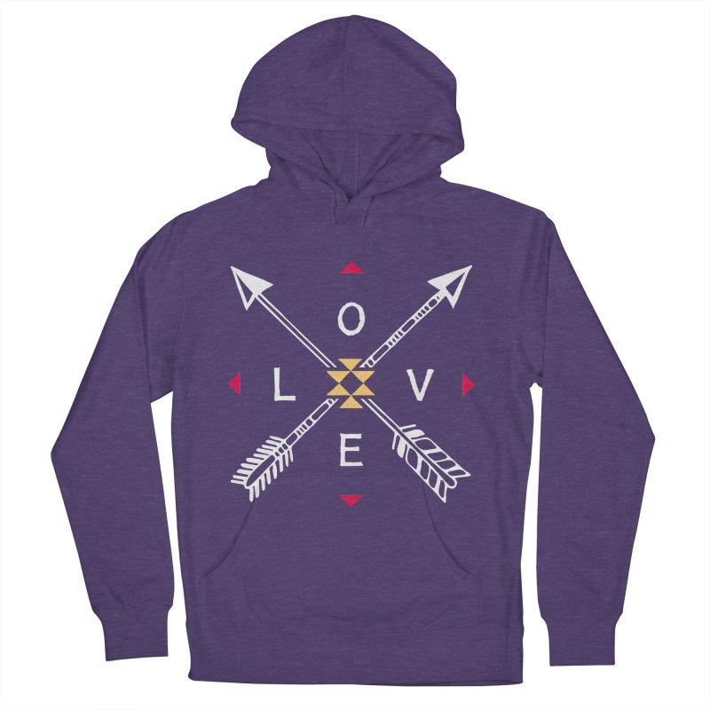 Native Love Women's Pullover Hoody by MackStudios's Artist Shop