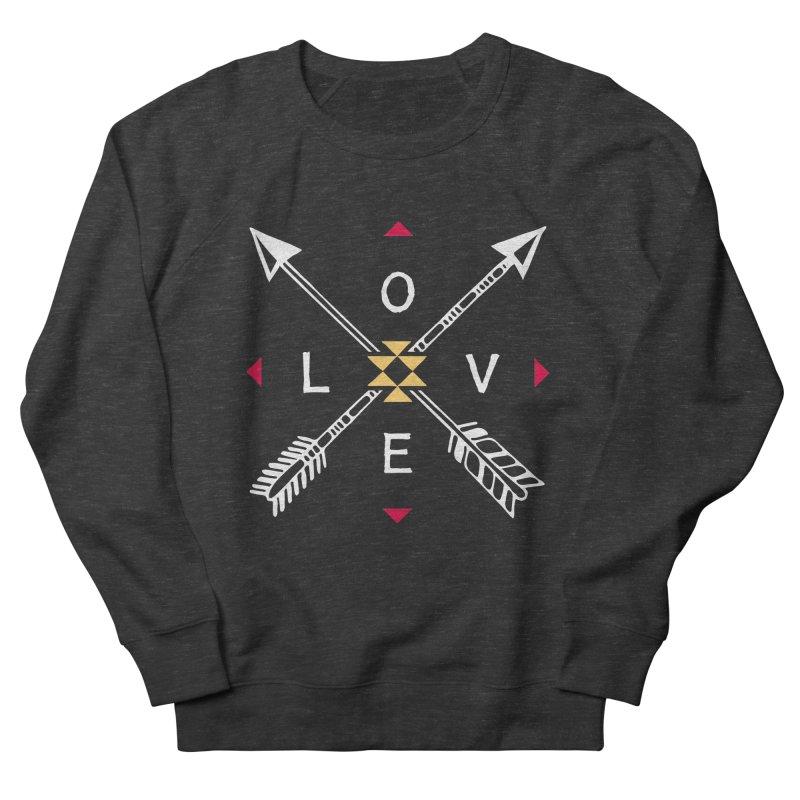 Native Love Women's Sweatshirt by MackStudios's Artist Shop