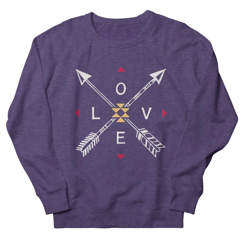 Native Love Men's Sweatshirt by MackStudios's Artist Shop
