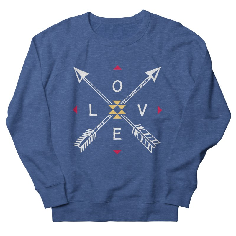 Native Love Men's Sweatshirt by MackStudios's Artist Shop