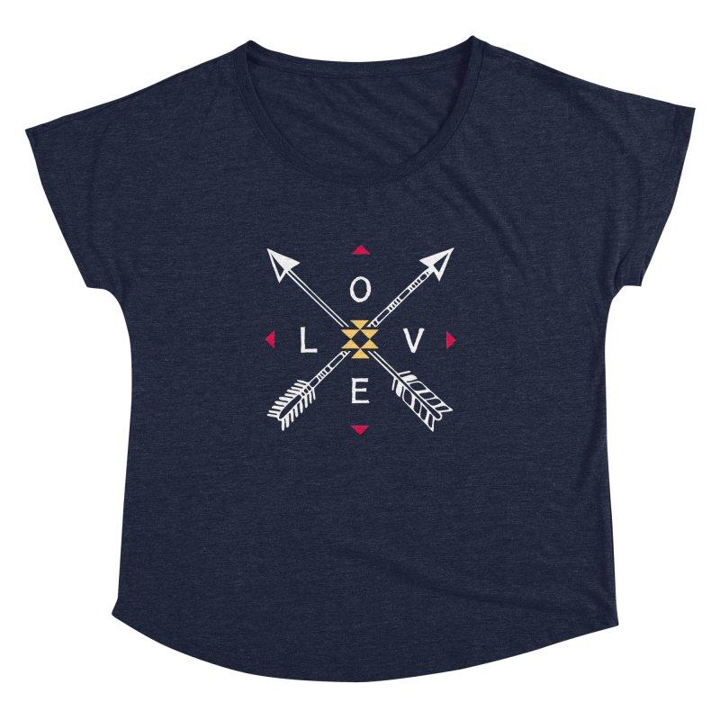 Native Love Women's Dolman by MackStudios's Artist Shop