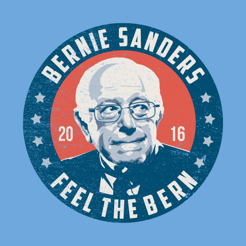 Bernie Sanders For President by MackStudios's Artist Shop