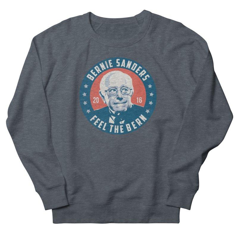 Bernie Sanders For President Men's Sweatshirt by MackStudios's Artist Shop