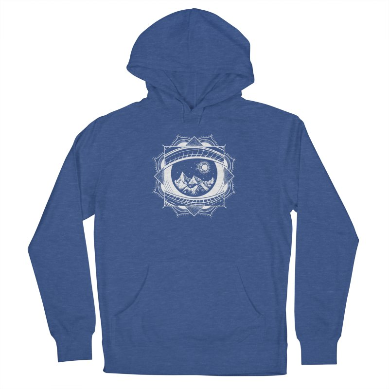 Himalayan Mandala Dream Men's Pullover Hoody by MackStudios's Artist Shop