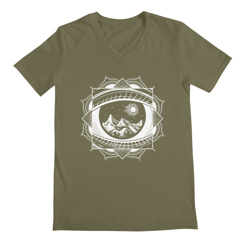 Himalayan Mandala Dream Men's  by MackStudios's Artist Shop
