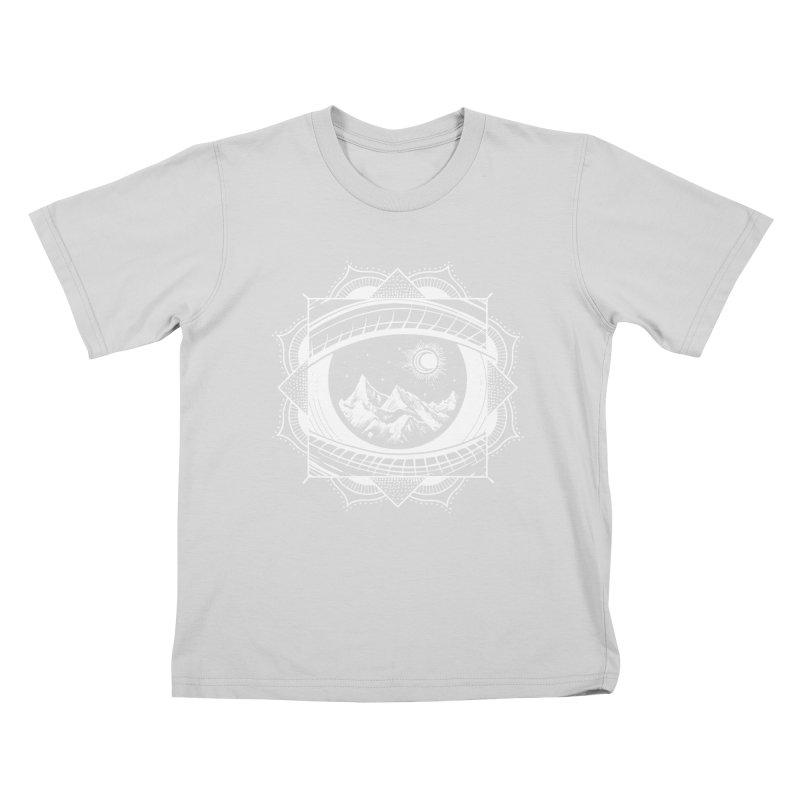 Himalayan Mandala Dream Kids T-Shirt by MackStudios's Artist Shop