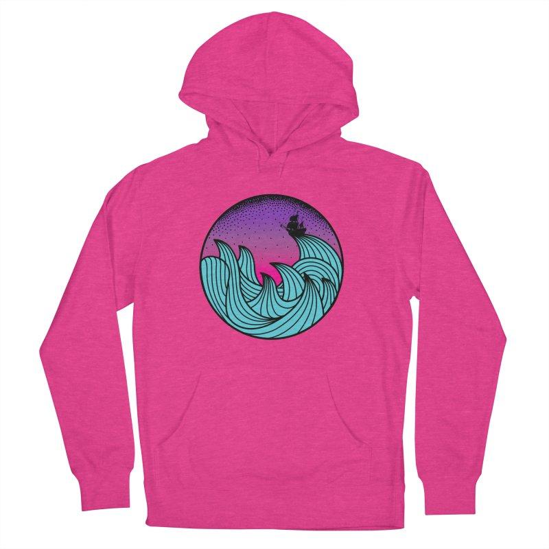 Los At Sea Full Color Men's Pullover Hoody by MackStudios's Artist Shop
