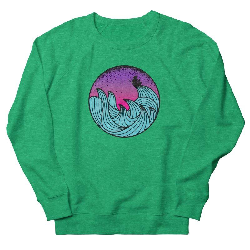 Los At Sea Full Color Men's Sweatshirt by MackStudios's Artist Shop