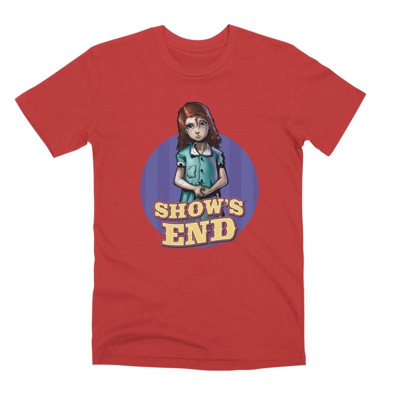 Show's End: Loralye Men's Premium T-Shirt by Mad Cave Studios's Artist Shop