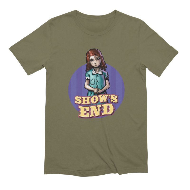 Show's End: Loralye Men's Extra Soft T-Shirt by Mad Cave Studios's Artist Shop