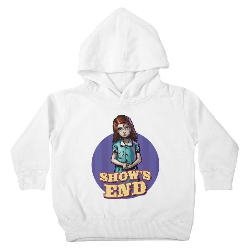 Show's End: Loralye Kids Toddler Pullover Hoody by Mad Cave Studios's Artist Shop