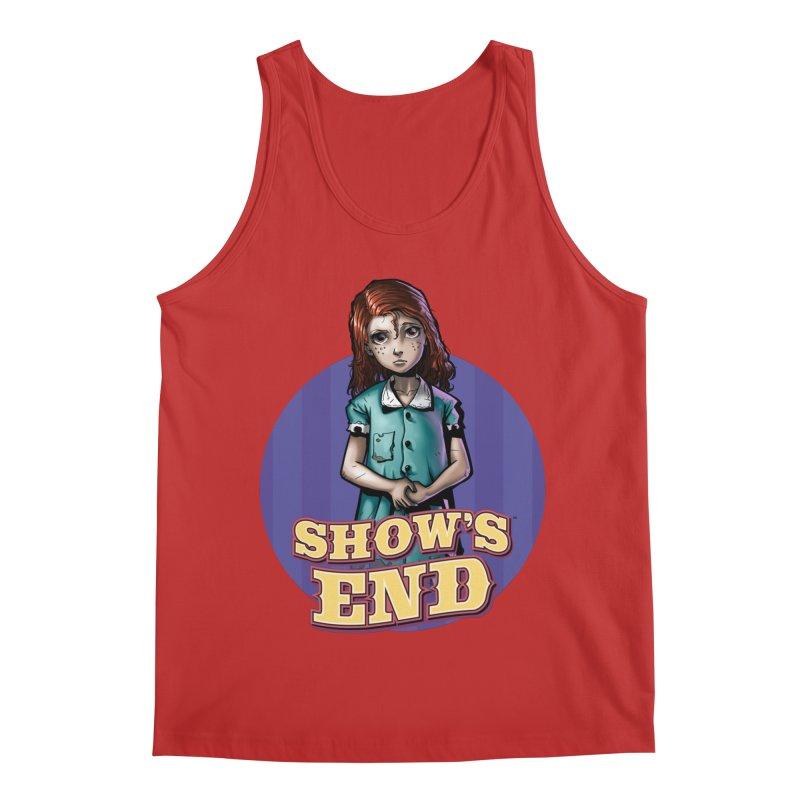 Show's End: Loralye Men's Regular Tank by Mad Cave Studios's Artist Shop