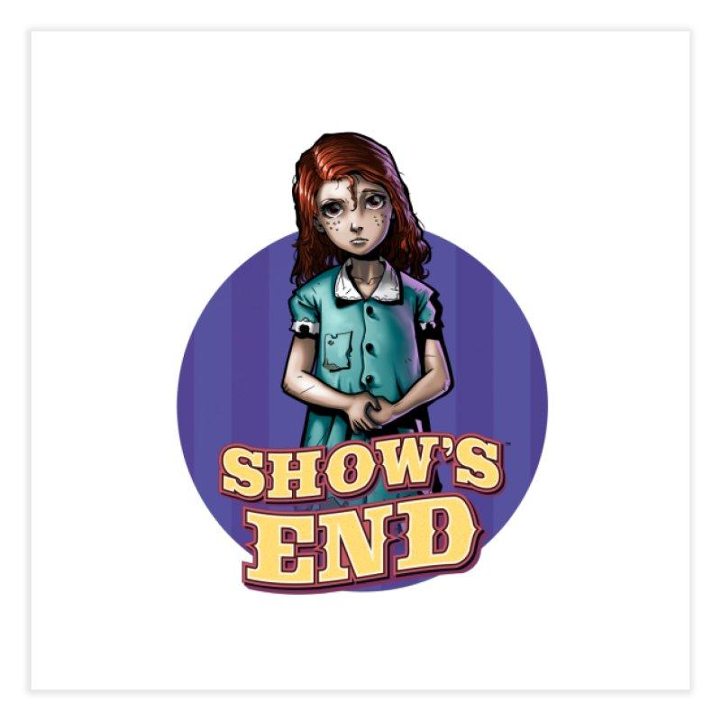 Show's End: Loralye Home Fine Art Print by Mad Cave Studios's Artist Shop