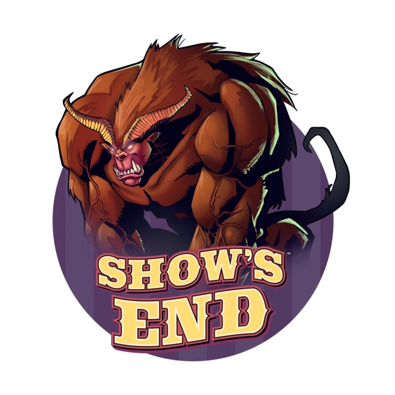 Show's End: Daemon Women's Tank by Mad Cave Studios's Artist Shop