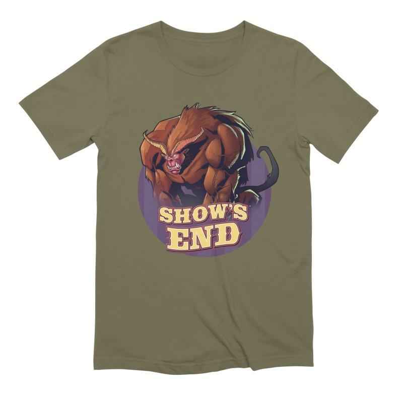 Show's End: Daemon Men's Extra Soft T-Shirt by Mad Cave Studios's Artist Shop