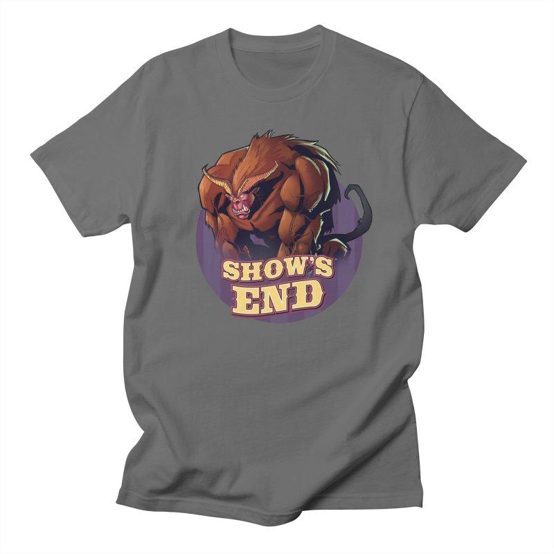 Show's End: Daemon Men's T-Shirt by Mad Cave Studios's Artist Shop
