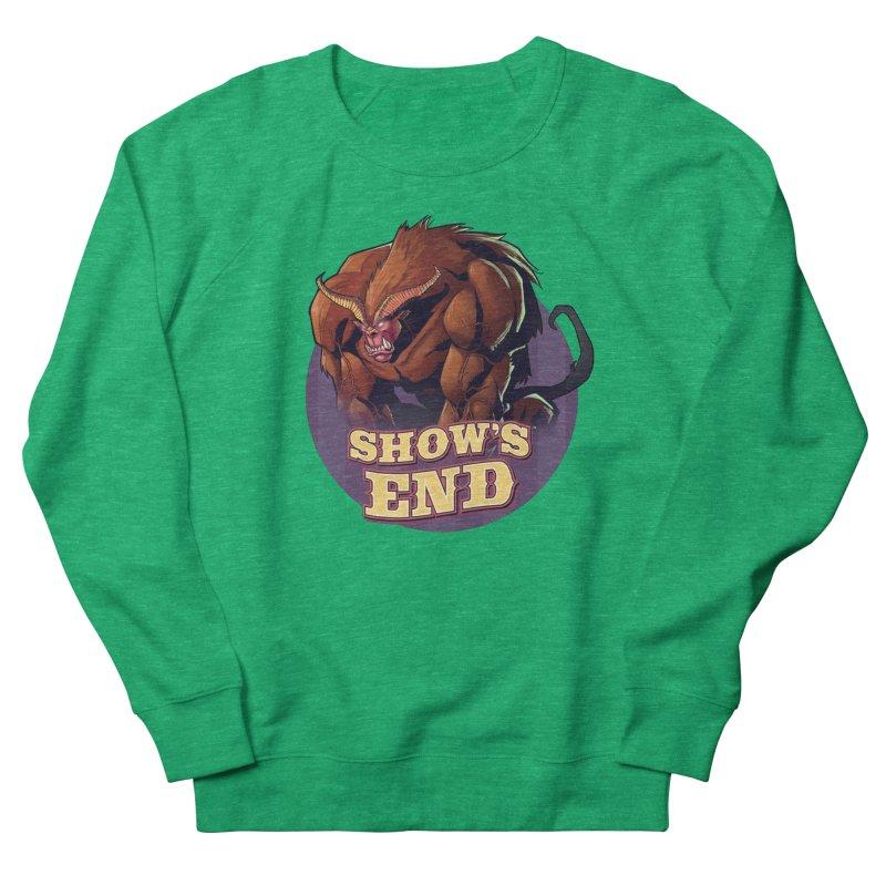 Show's End: Daemon Women's Sweatshirt by Mad Cave Studios's Artist Shop