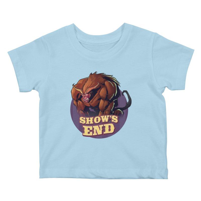 Show's End: Daemon Kids Baby T-Shirt by Mad Cave Studios's Artist Shop