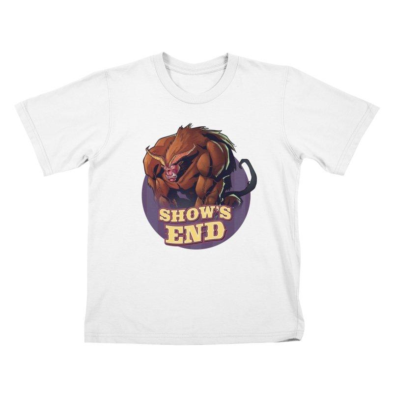 Show's End: Daemon Kids T-Shirt by Mad Cave Studios's Artist Shop