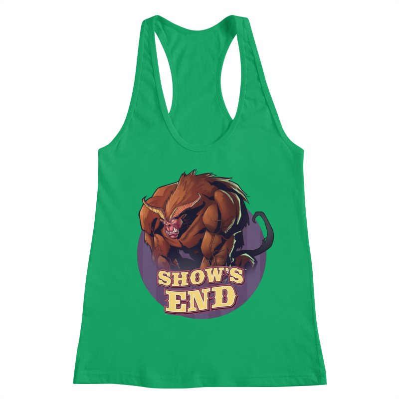 Show's End: Daemon Women's Tank by Mad Cave Studios's Artist Shop
