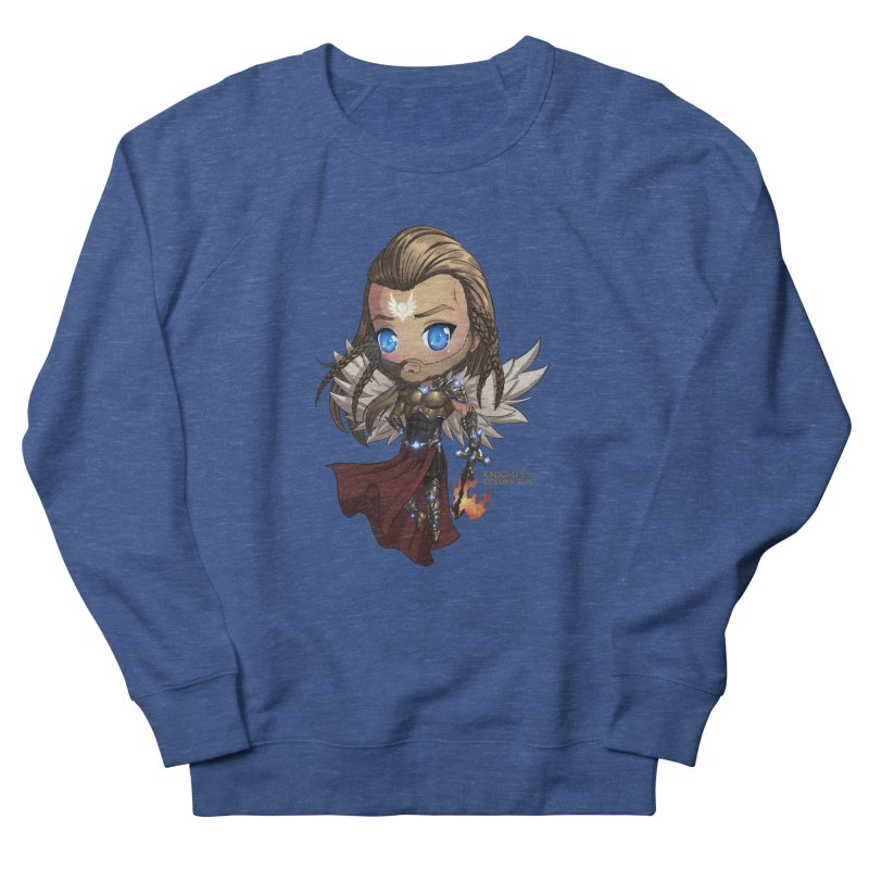 Chibi Michael - Knights of The Golden Sun Men's Sweatshirt by Mad Cave Studios's Artist Shop