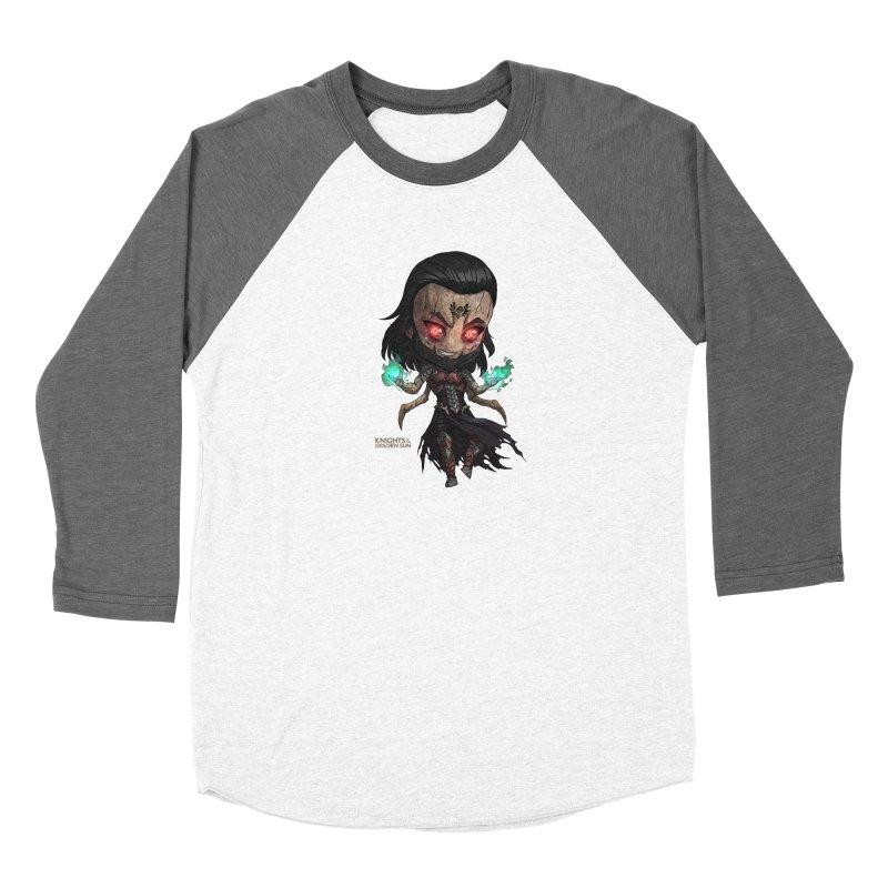 Chibi Lucifer - Knights of The Golden Sun Women's Longsleeve T-Shirt by Mad Cave Studios's Artist Shop