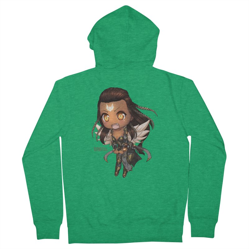 Chibi Gabriel - Knights of The Golden Sun Men's Zip-Up Hoody by Mad Cave Studios's Artist Shop