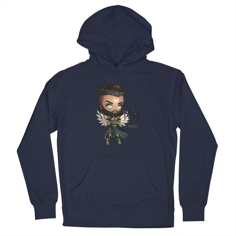 Chibi Raphael - Knights of The Golden Sun Men's Pullover Hoody by Mad Cave Studios's Artist Shop