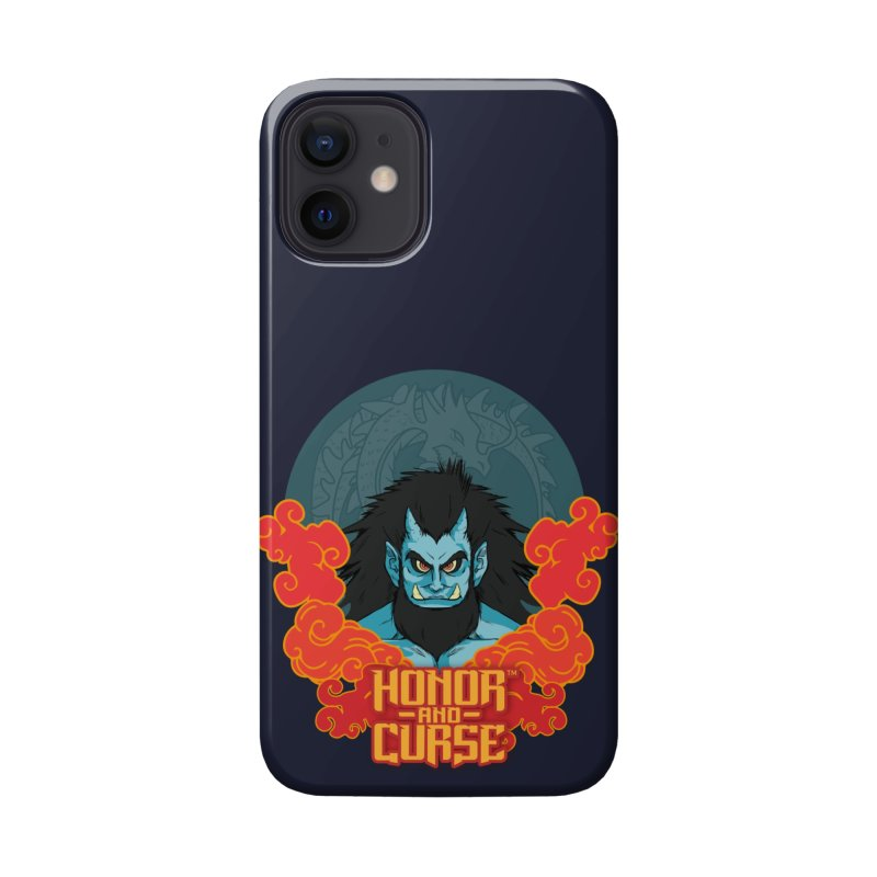 Honor and Curse: Tengu Accessories Phone Case by Mad Cave Studios's Artist Shop