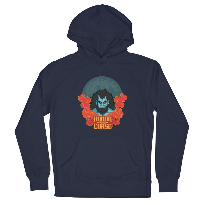 Honor and Curse: Tengu Men's Pullover Hoody by Mad Cave Studios's Artist Shop