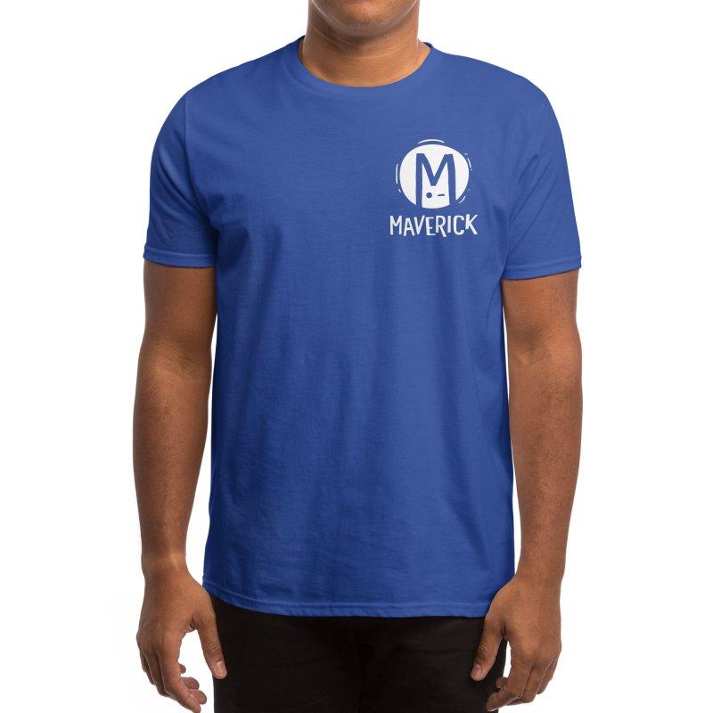 Maverick Men's T-Shirt by Mad Cave Studios's Artist Shop
