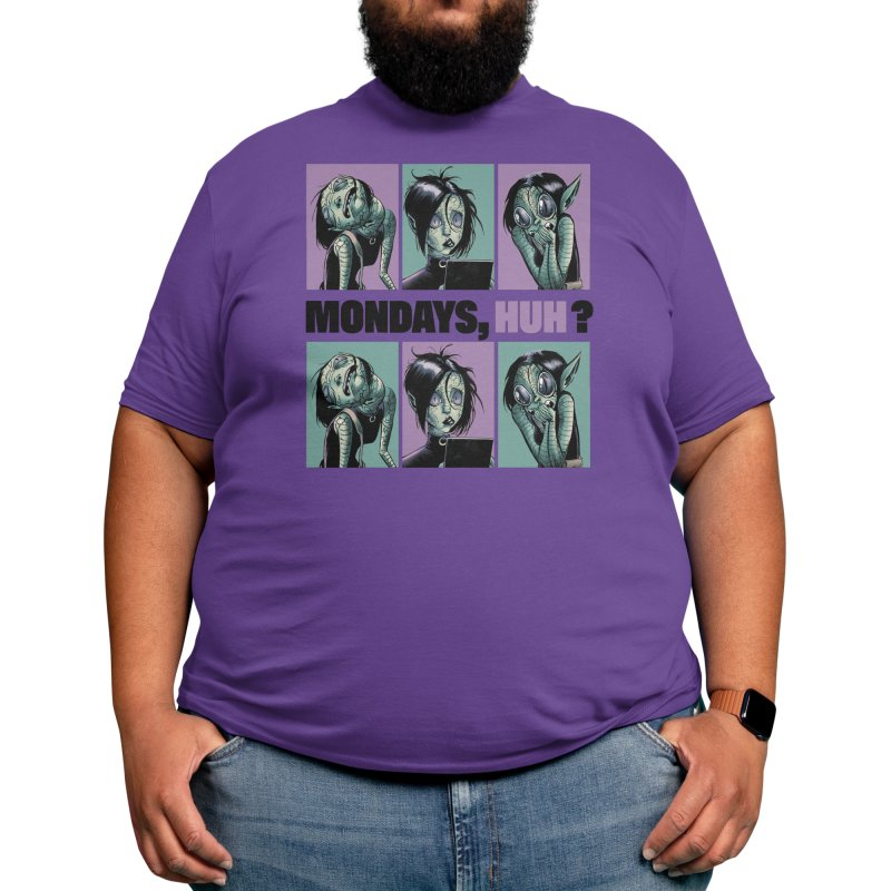 Villainous - Tilly on Mondays Men's T-Shirt by Mad Cave Studios's Artist Shop