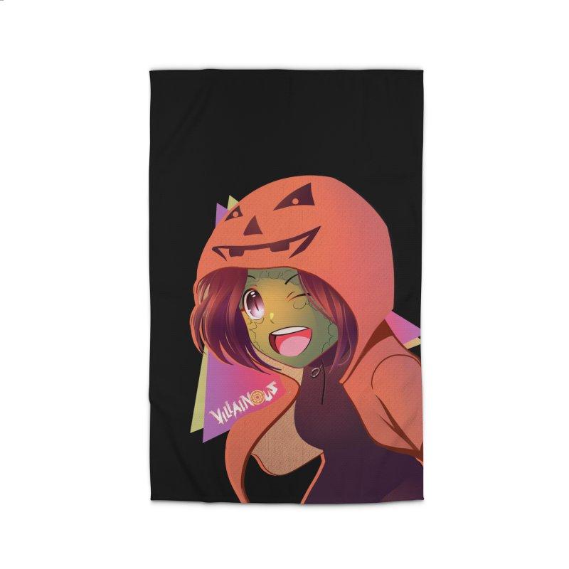 Villainous Rep-Tilly Halloween Home Rug by Mad Cave Studios's Artist Shop