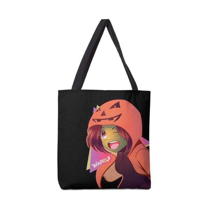 Villainous Rep-Tilly Halloween Accessories Bag by Mad Cave Studios's Artist Shop
