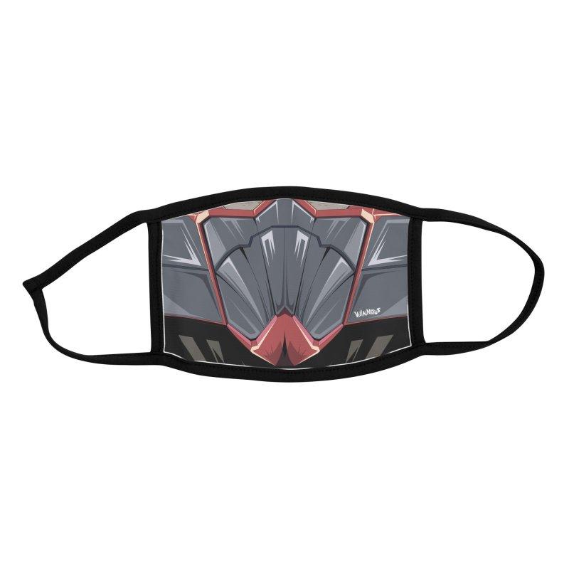 Villainous - Sedition's Mask Accessories Face Mask by Mad Cave Studios's Artist Shop