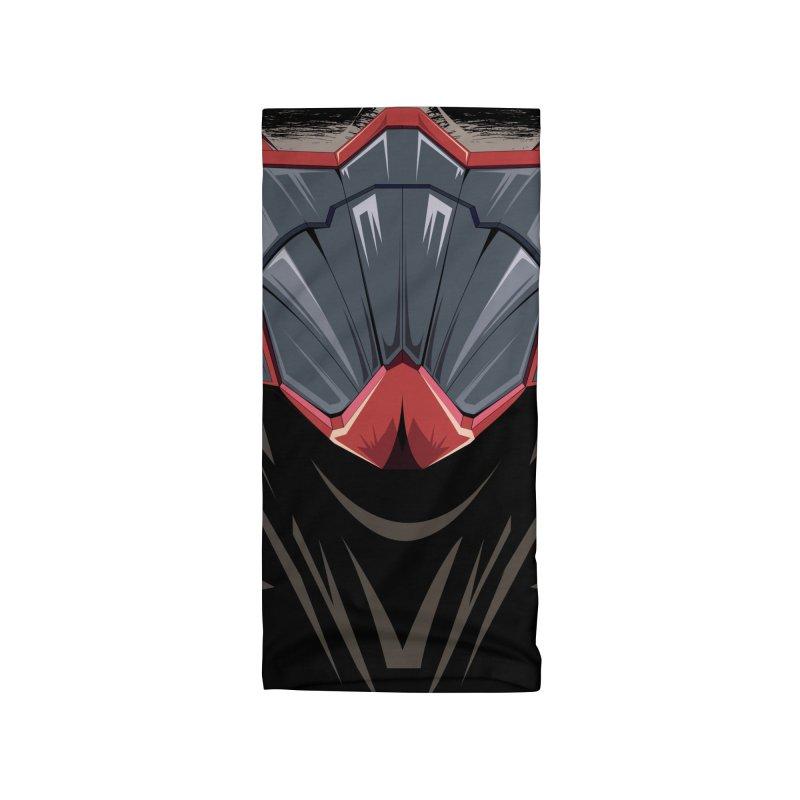 Villainous - Sedition's Mask Accessories Neck Gaiter by Mad Cave Studios's Artist Shop