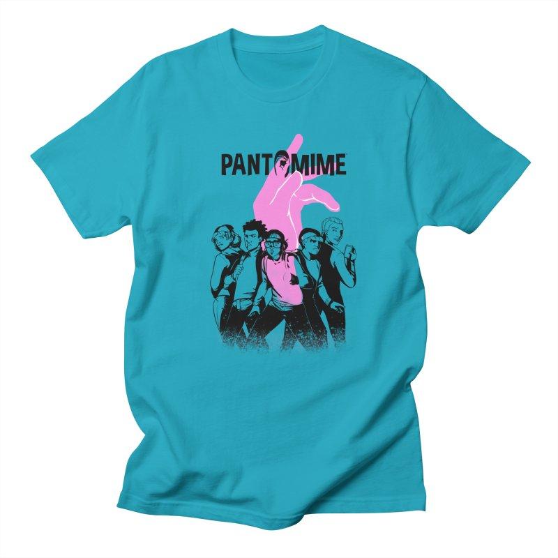 Pantomime - The Squad Men's T-Shirt by Mad Cave Studios's Artist Shop